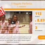 La prima campagna di crowdfunding di Mondobimbi centra e supera l'obiettivo